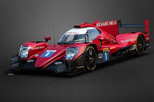 Il Richard Mille Racing Team passa al WEC con le sue ragazze