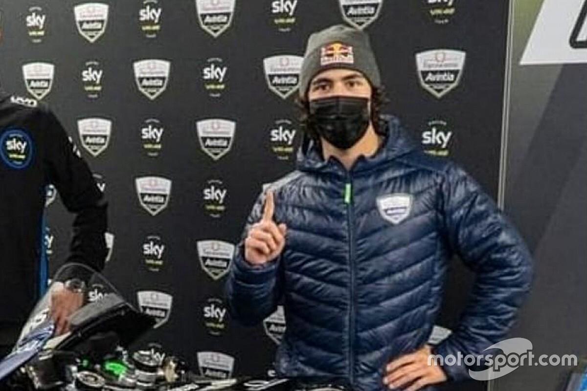 """Bastianini: """"Ducati ha puntato su di noi, ora dobbiamo far bene"""""""