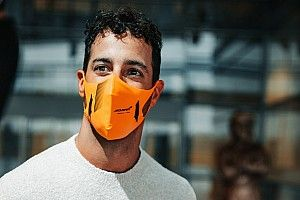 "Ricciardo ressent ""une effervescence énorme"" chez McLaren"