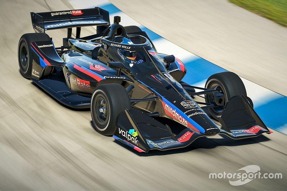 Why Grosjean chose IndyCar – but won't race Indy or Texas