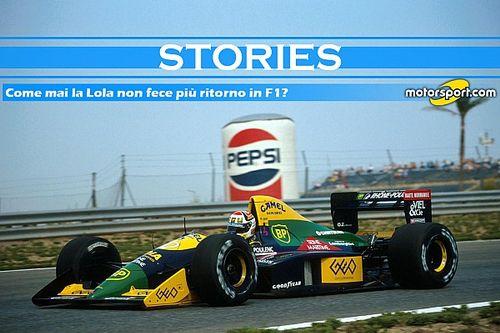 Lola: perché non torna in Formula 1?