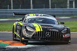 GT Italiano: Monza da dimenticare per Francesca Linossi