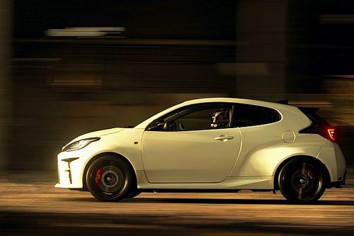 Sejak Dirilis, Toyota GR Yaris Laris di Gim Gran Turismo Sport