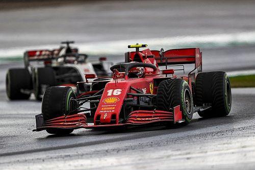 """Após erro, Leclerc se revolta no rádio: """"Sou um idiota do c..."""""""