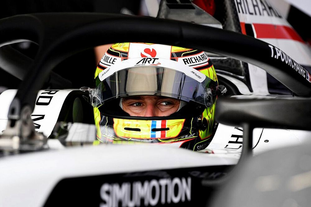 Pourchaire inherits F2 pole after Vips disqualification