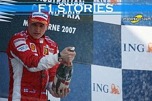 F1 Stories: Australia 2007, l'esordio super di Raikkonen in Ferrari