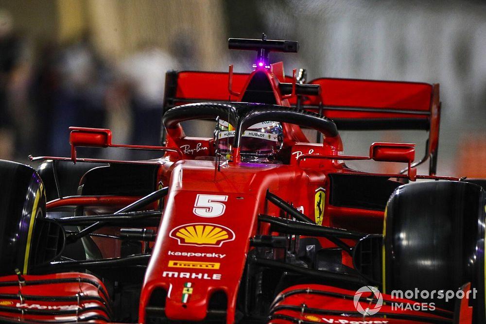 """Vettel: """"Yarış hakkında konuşmasak daha iyi olacak"""""""