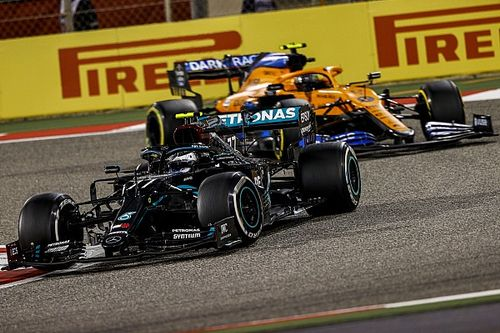 Réduire l'écart avec Mercedes? McLaren appelle à la prudence