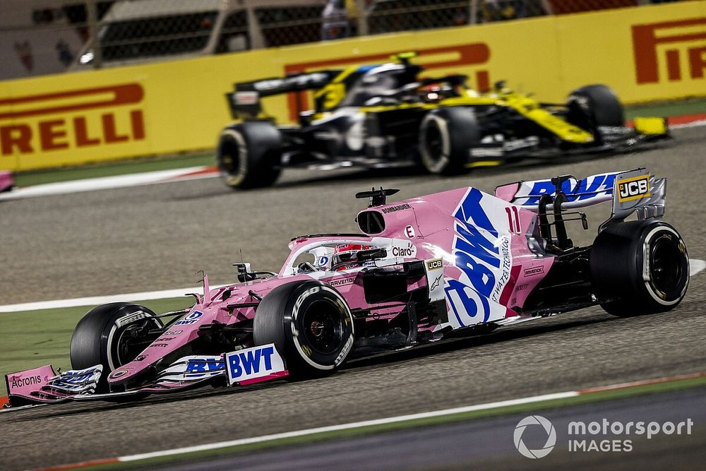 里卡多:我们不该让佩雷兹赢得萨基尔大奖赛