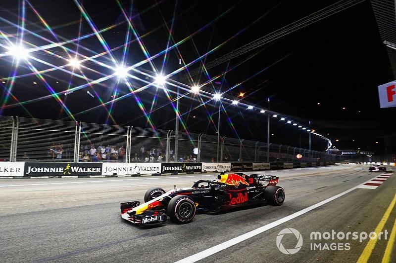 """Ricciardo berust in zesde plaats: """"Dit was onvermijdelijk"""""""