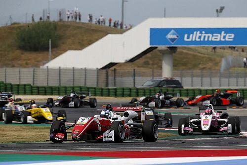 F3 Misano: Üçüncü yarışı Aron kazandı