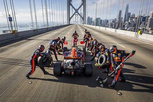 VIDEO: Un australiano conquista EUA en un F1