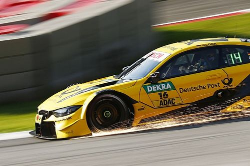 Timo Glock im Aufwärtstrend: 2018 seine bisher beste DTM-Saison