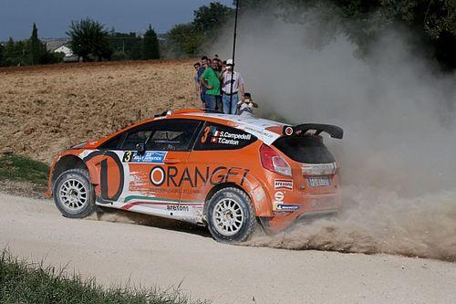 CIR, Rally Italia Sardegna, PS1: Campedelli inizia forte, poi c'è Crugnola