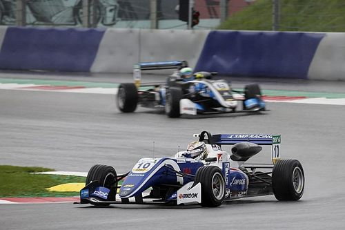 Red Bull Ring F3: Shwartzman denies Schumacher hat-trick