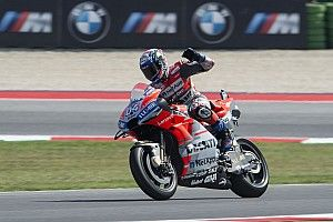 Misano MotoGP: Dovizioso beats Marquez to win, Lorenzo crashes