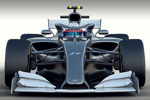 Hamilton aprova simulações de carro da Fórmula 1 para 2021