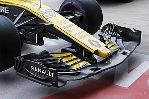 GALERÍA TÉCNICA: Nuevas actualizaciones tecnológicas de F1, directamente desde el pitlane.