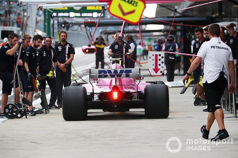 Új gyárat tervez a Force India Silverstone-ban