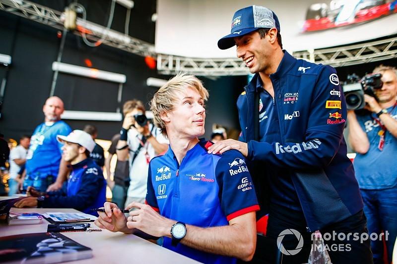 Hartley: 2019 için Toro Rosso ile anlaşmam var