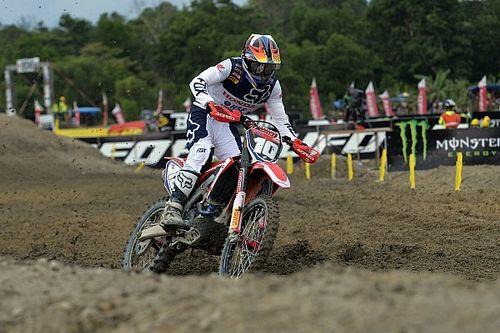 Primo sigillo nel Mondiale MX2 per Calvin Vlaanderen in Indonesia