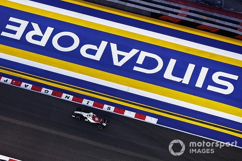GP von Singapur: Das Rennen im Formel-1-Liveticker