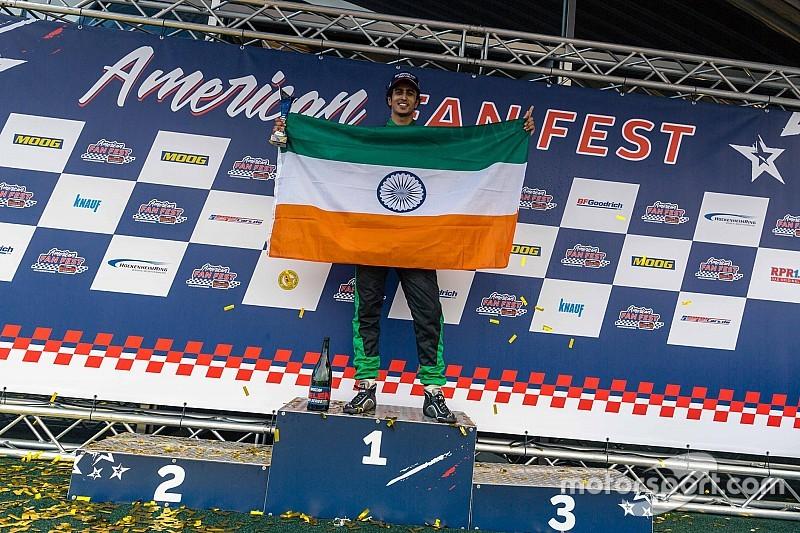 Hockenheim Euro NASCAR: Deodhar scores second win