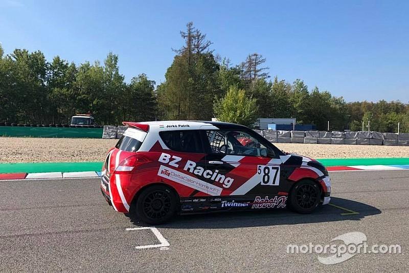 BZ Racing Team: sok tanulság és a daráló közepe Brnóban