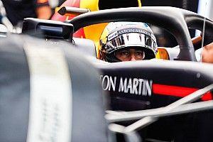 """Ricciardo positief over Spec C: """"Er waren positieve tekenen"""""""