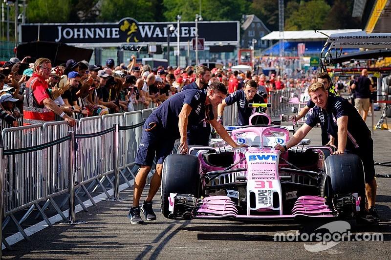 Соперники согласились оставить Force India призовые