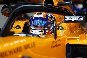 """Norris dolgelukkig met F1-debuut: """"Droom die uitkomt"""""""