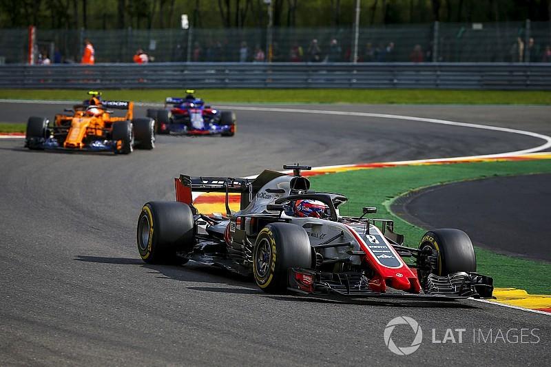 Formel 1 Belgien 2018: Das Trainingsergebnis in Bildern