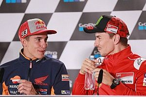 """Lorenzo: """"Creo que estoy fuerte para luchar por la victoria con lluvia"""""""