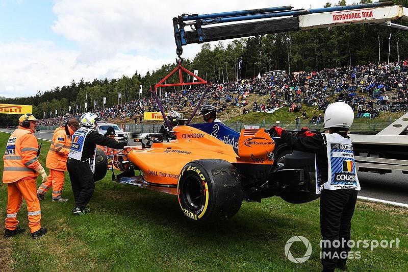"""Vandoorne: """"Zat in slechtst mogelijke periode bij McLaren"""""""