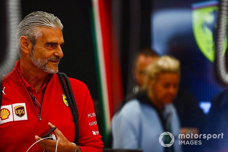 Arrivabene advierte que Ferrari no se rendirá hasta que las matemáticos los derroten