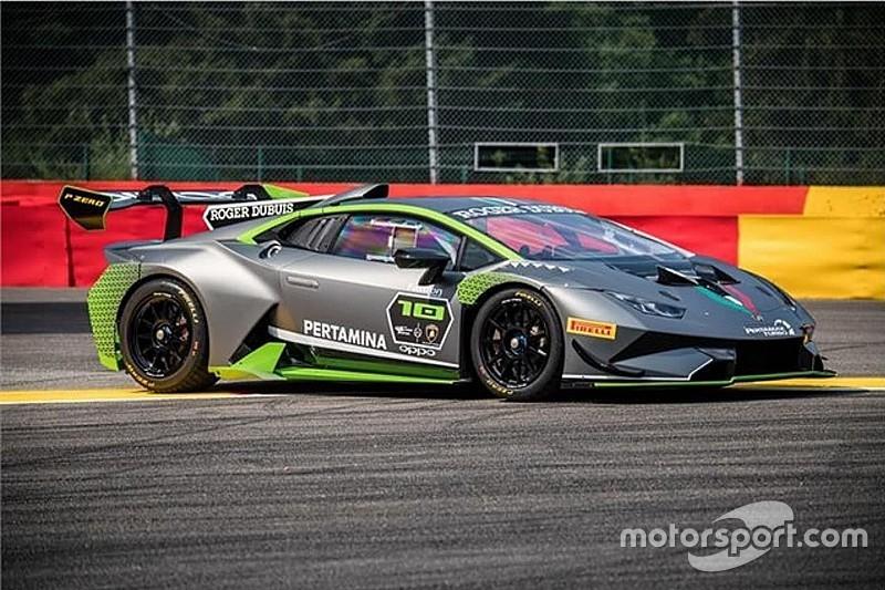 Fotogallery: Lamborghini Huracán Super Trofeo Evo 10th Edition