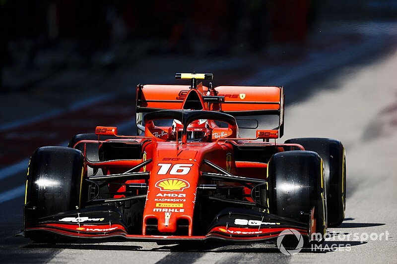 Ferrari form boosted by bringing forward 2020 upgrades