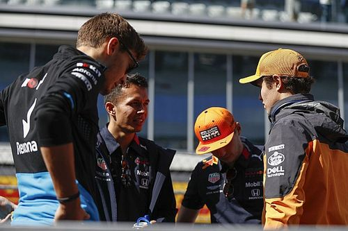 """Russell: """"Big sacrifices"""" felt normal for F1 rookies"""