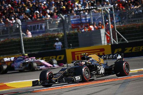 """Magnussen slams """"bullshit"""" Russian GP penalty"""
