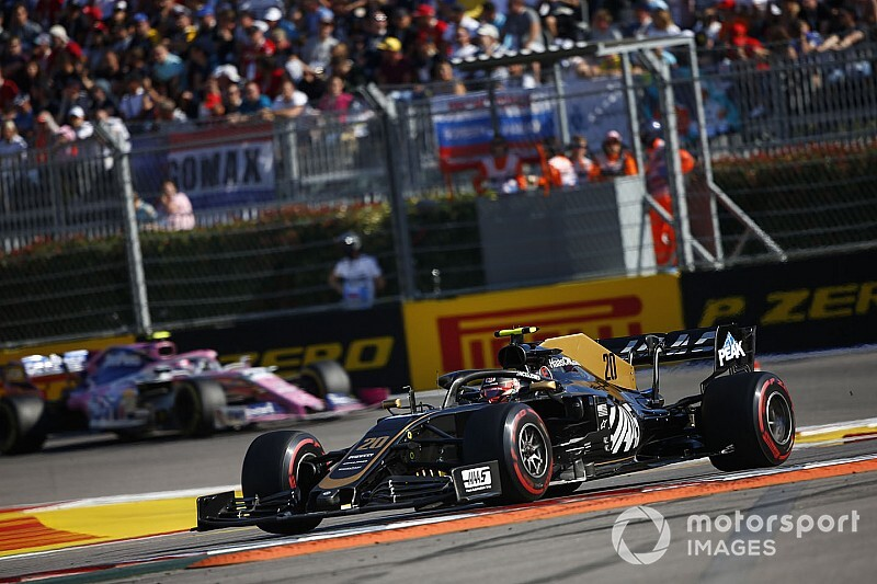 "Magnussen slams ""bullshit"" Russian GP penalty"
