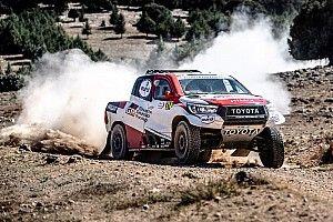 Alonso hace 500 kms de prueba en España
