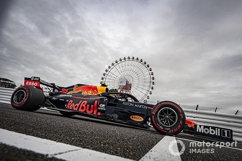 Photos - Les Formule 1 en piste à Suzuka