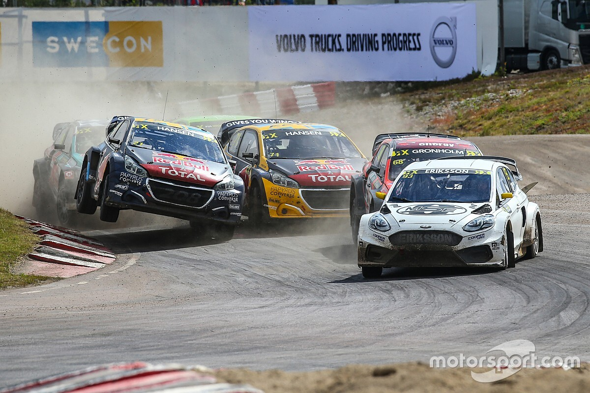 World RX resumes 2020 campaign with three double-headers