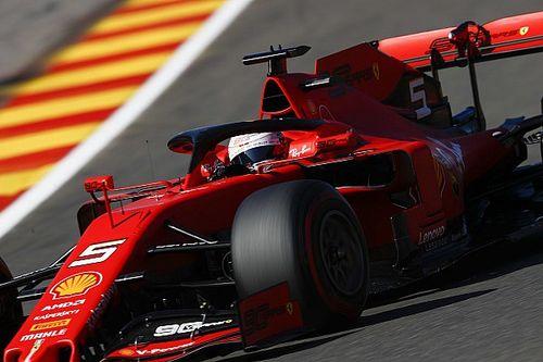 GP de Belgique : les meilleurs tours en course