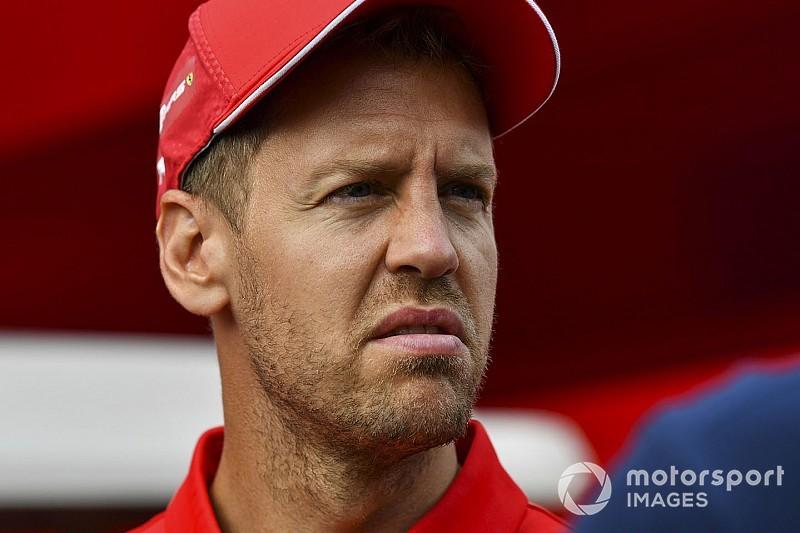"""Vettel: """"Red Bull, Ferrari'nin önüne geçti"""""""