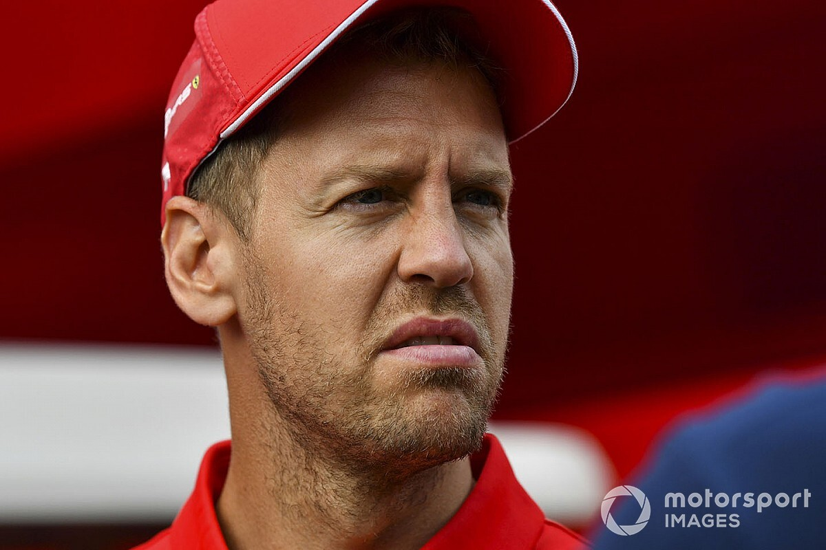 """Vettel: """"¿22 carreras? 16 sería el número correcto"""""""