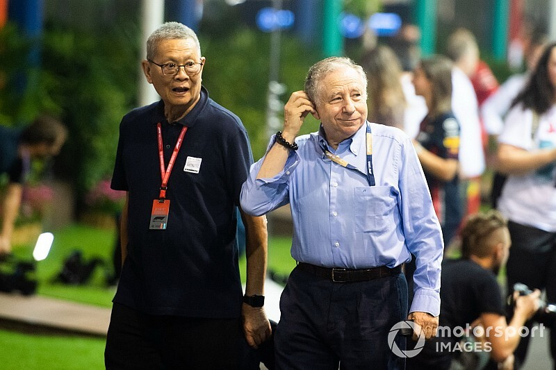 """Todt non vede candidati """"solidi"""" per un nuovo team di F1"""