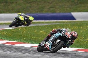 """Quartararo """"impatient"""" after surprise Austria podium"""