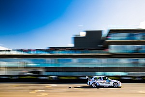 The Bend TCR: Brown wins crash-affected second race