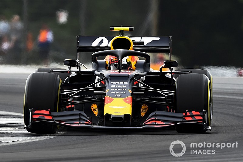 "Gasly hails ""massive step"" on ""strongest"" weekend of 2019"